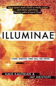 Amie Kaufman / Jay Kristoff: Illuminae