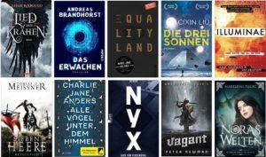 Bestenliste Bücher Dezember 2017