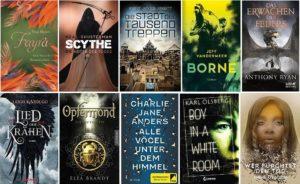 Phantastik Bestenliste 2018 alle Bücher